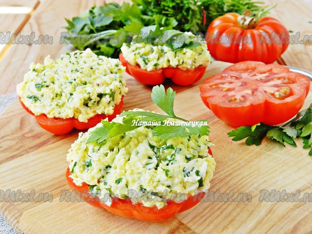 Готовим самый простой салат
