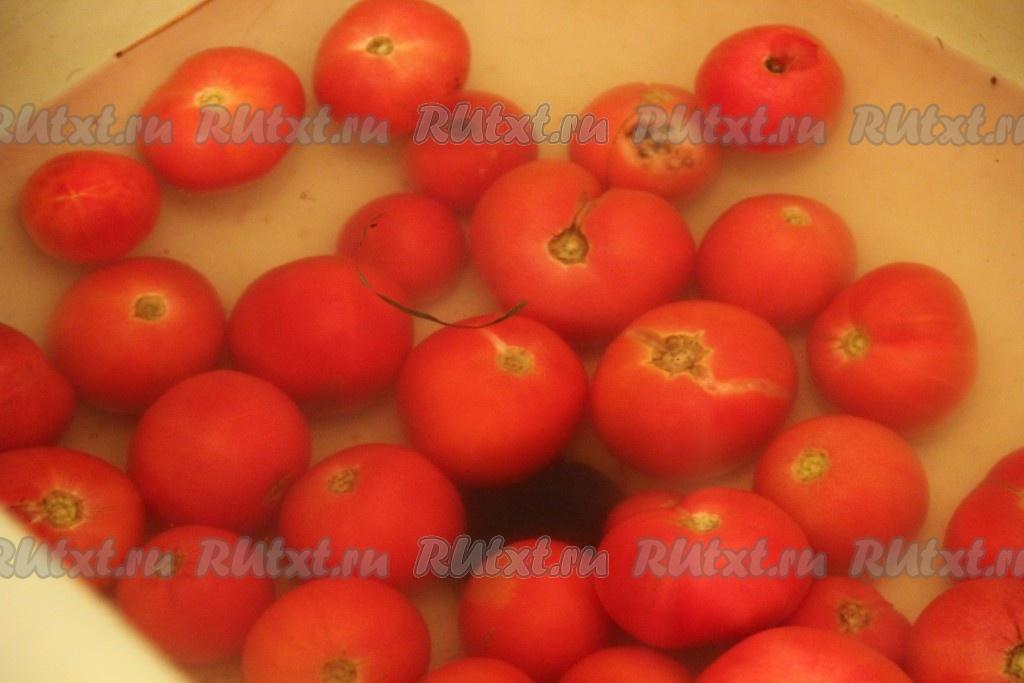 Рецепт томатного сока в домашних условиях из помидоров 756