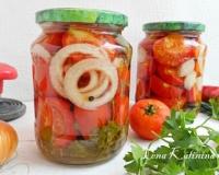 Консервированные помидоры с лимонной кислотой  Мастер