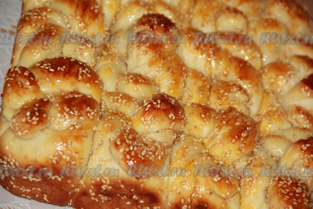 булочки с мёдом рецепт с фото