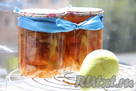 Варенье из груши на зиму – 19 лучших рецептов