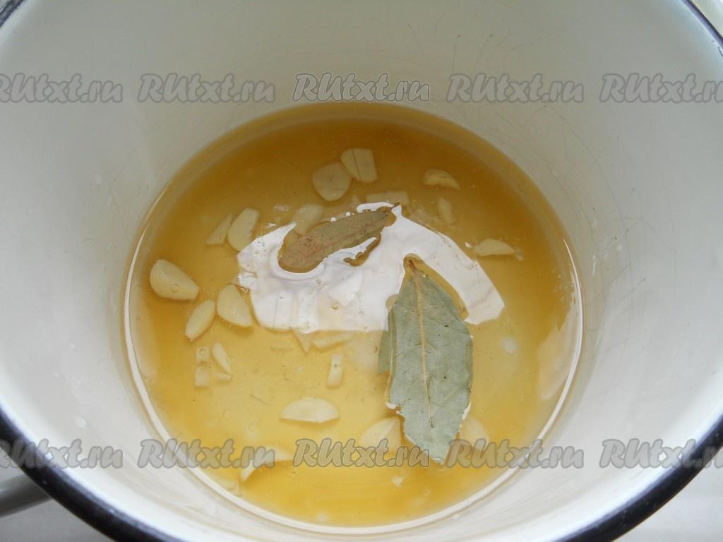 чеснок с медом рецепт от холестерина