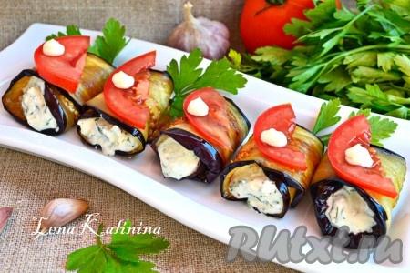 приготовление баклажанов рецепты с фото простые и вкусные