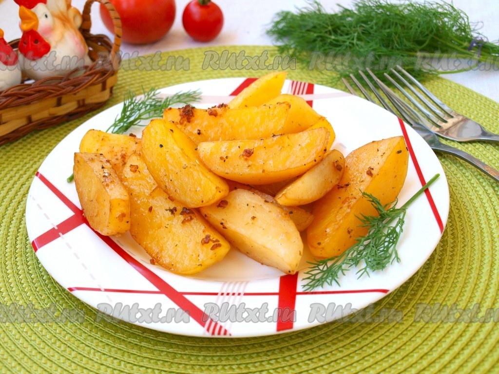 рецепты картофеля с соевым соусом задались вопросом