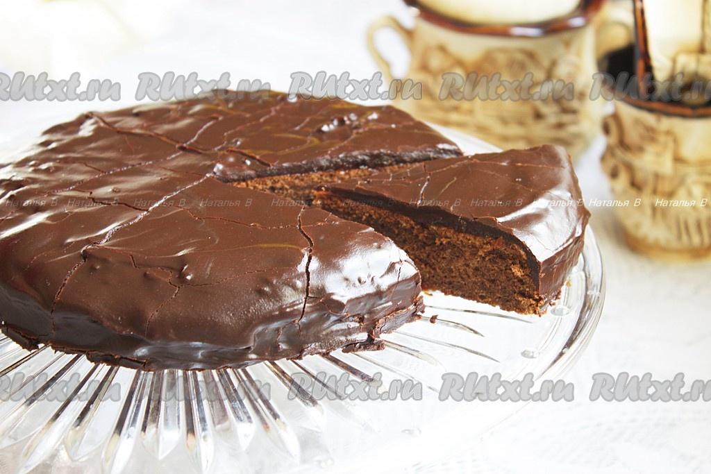 Торт захер с миндалем рецепт пошагово