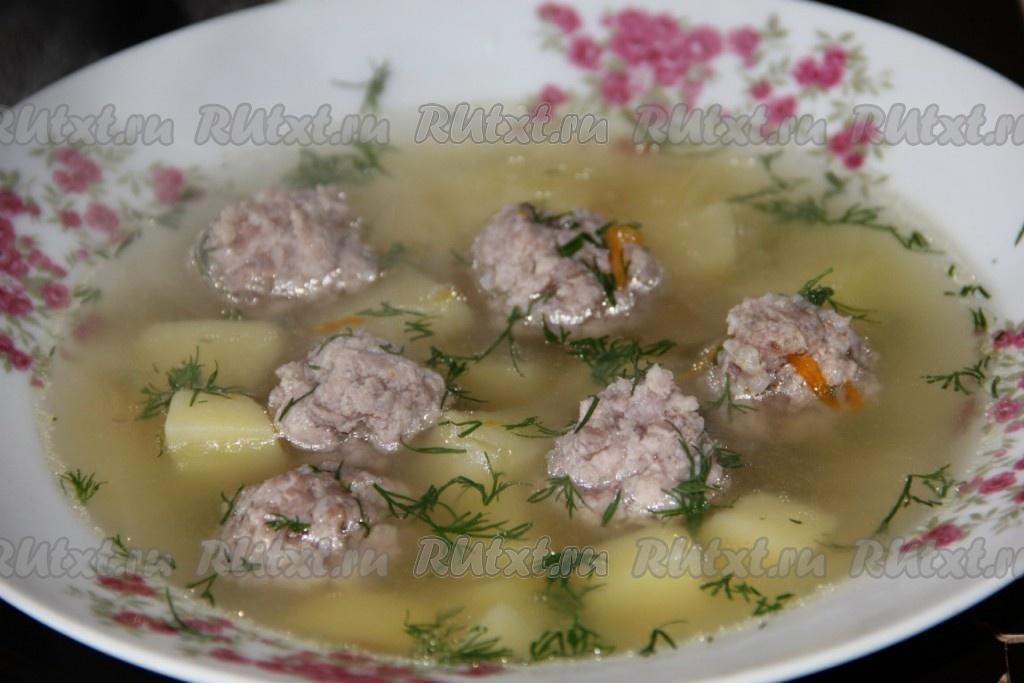 рецепт рисового супа для мультиварки