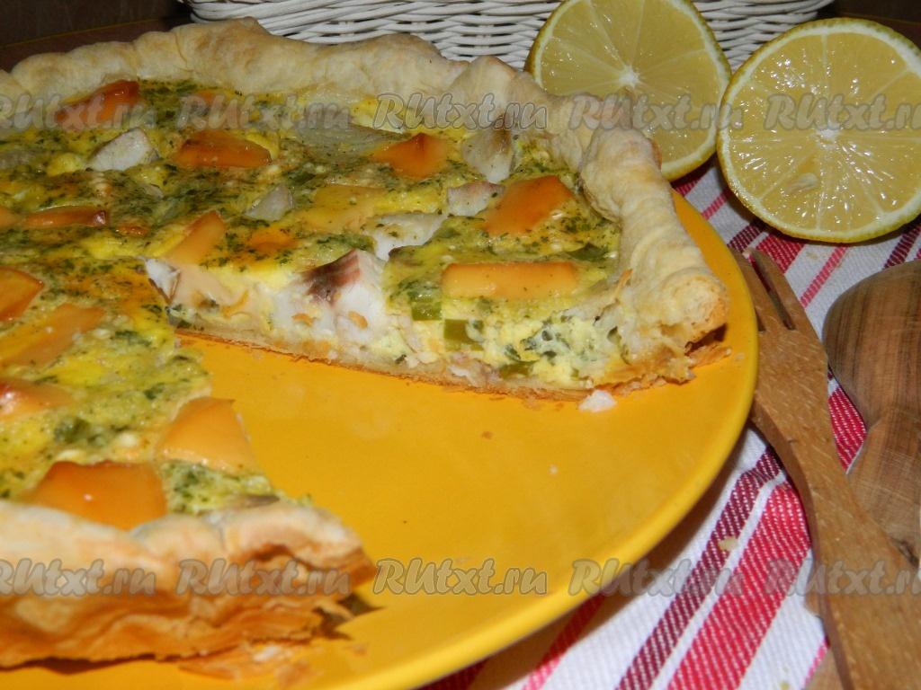 Пирожки с плавленным сыром рецепт с фото