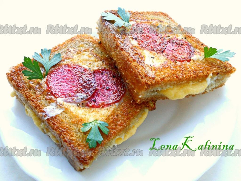 Бутерброды из лаваша рецепт с фото. Как сделать горячие 23