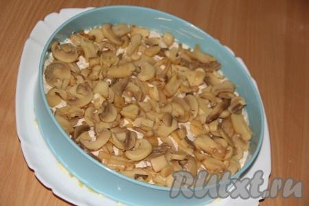салат лисья шуба рецепт с фото пошагово в
