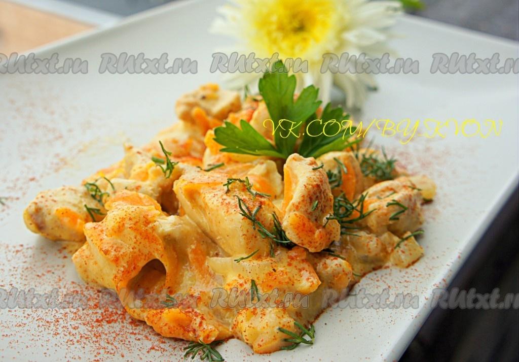 Рецепт салата с курицей помидорами и красной фасолью