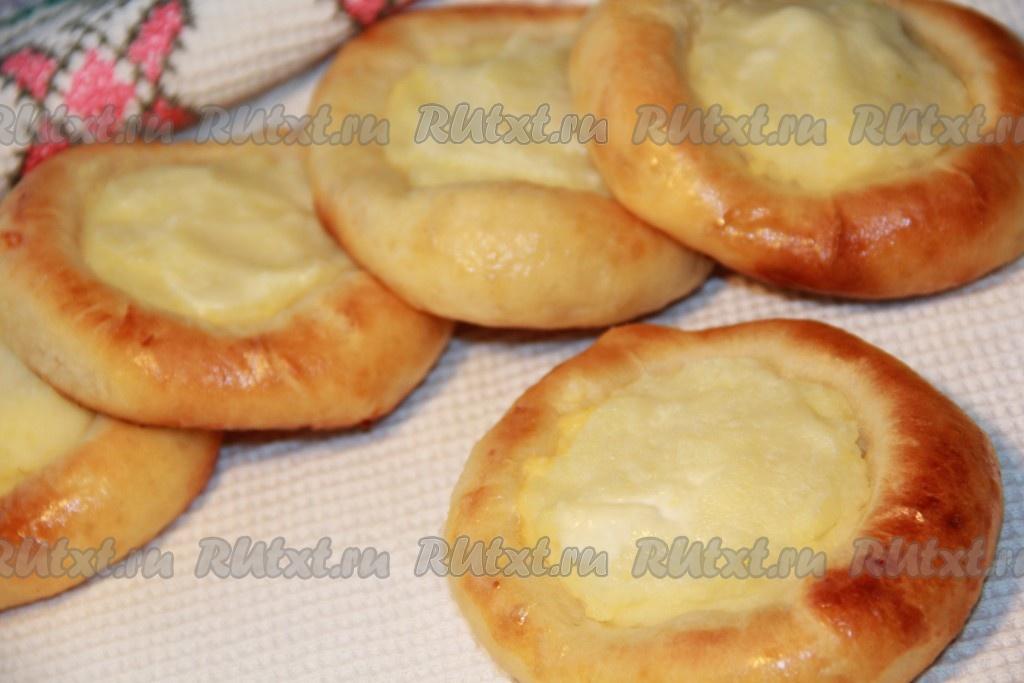 ватрушки с картошкой рецепт