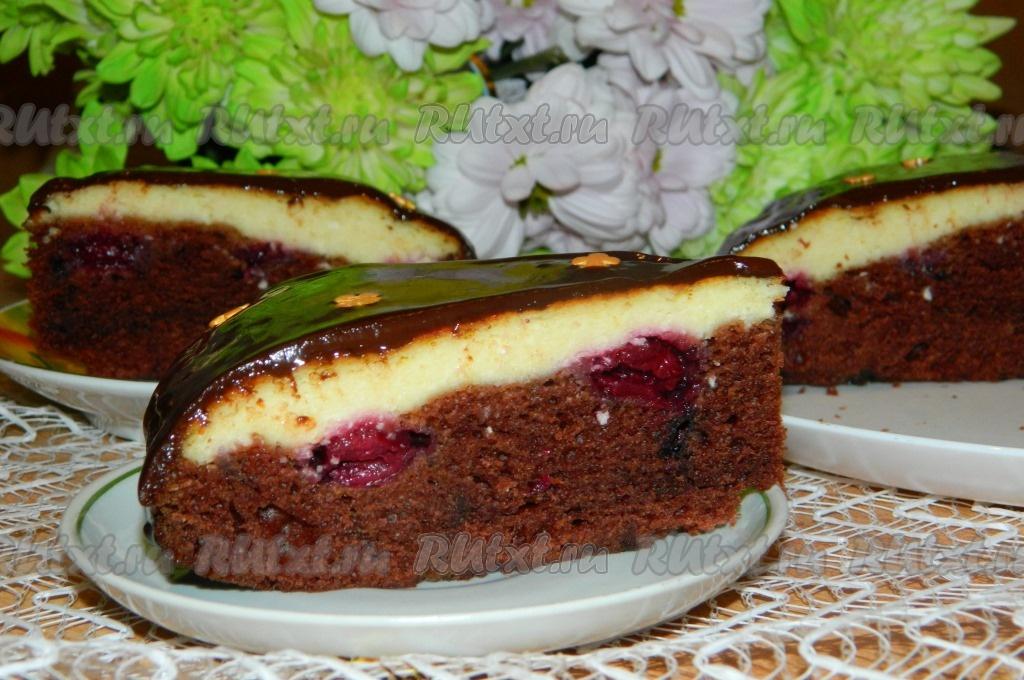 пирог с сладкой начинкой в мультиварке рецепты