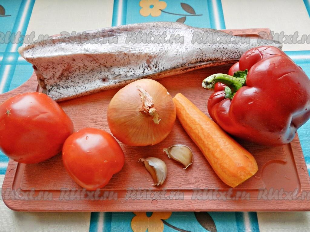 Рецепт блюда трески