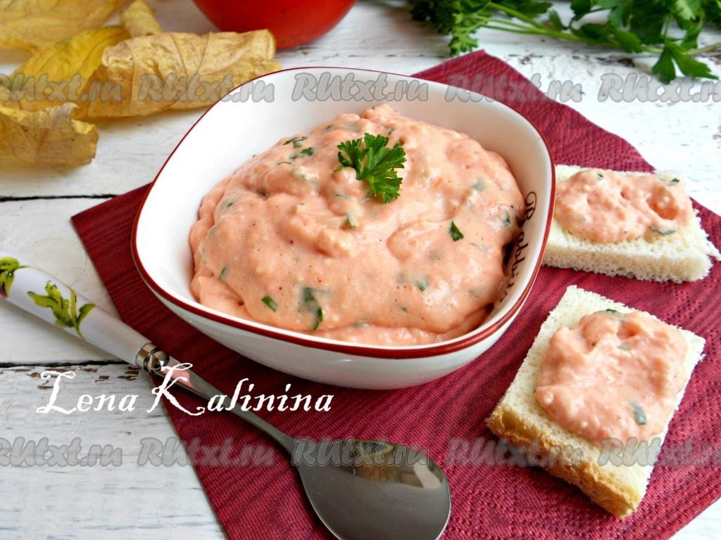 Как приготовить соус из плавленных сырков — 6