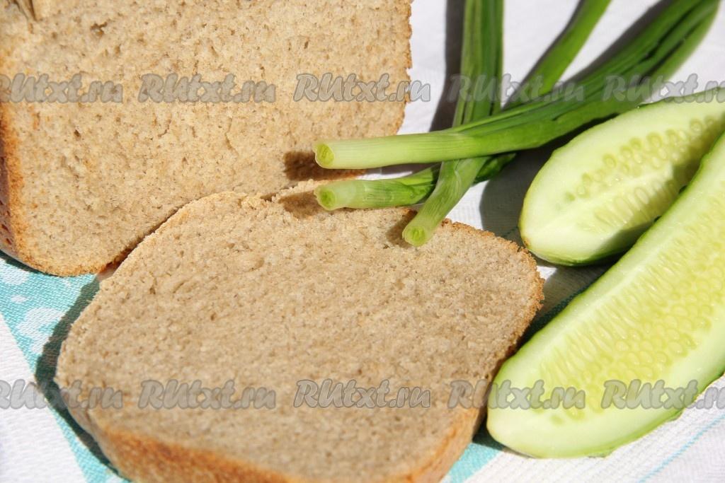 Рецепт быстрого хлеба для хлебопечки