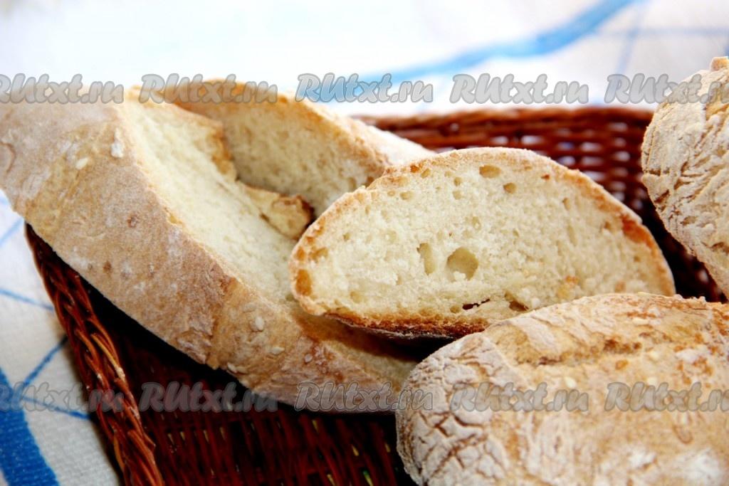 Хлеб на сырых дрожжах в духовке