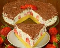 Как сделать торт из фруктов своими руками