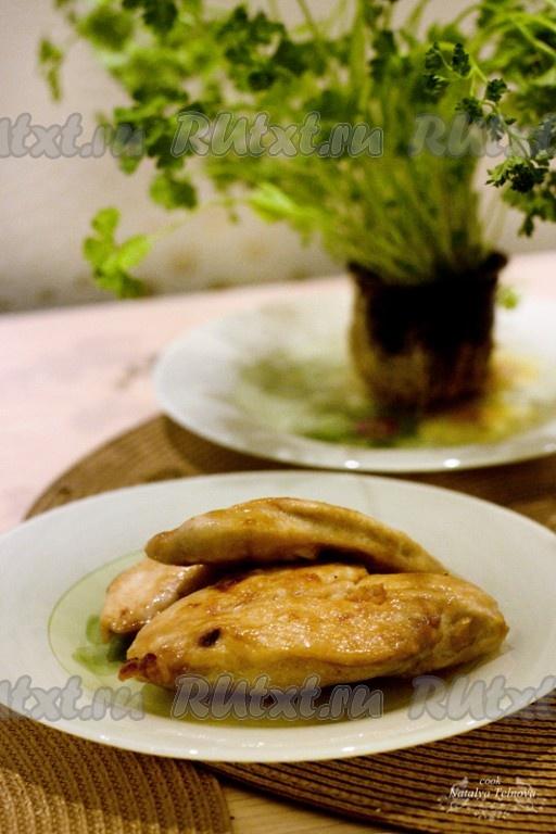 Маринад для утки перед запеканием с горчицей