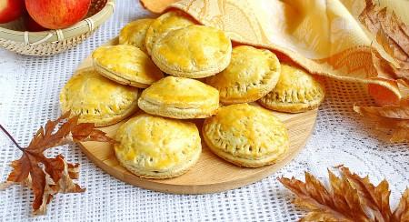 Пирожки из сливами простой рецепт
