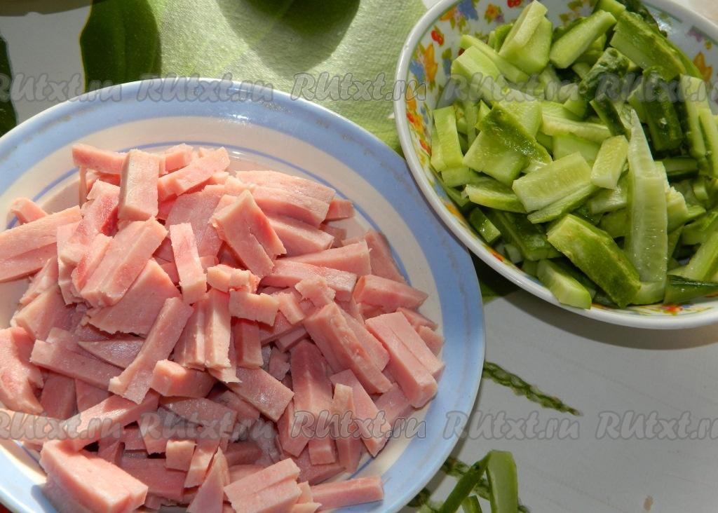 салат австралийский рецепты
