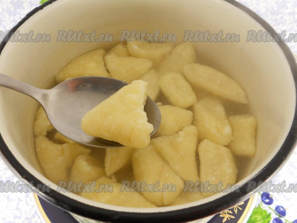Рецепт ленивые вареники из творога с манкой