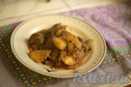 Надеемся, вам понравится рецепт приготовления вкусной куриной печени с яблоками.
