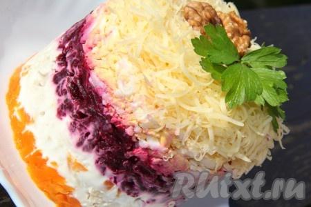 Салат из куриной грудки рецепт с очень вкусный