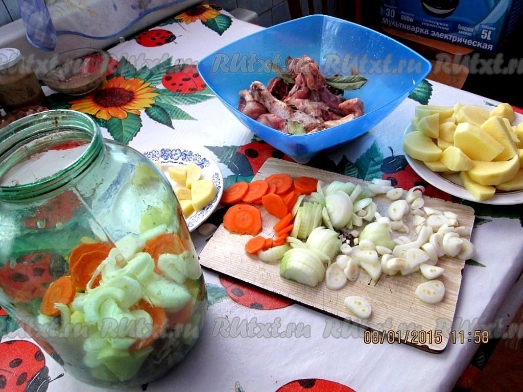Рецепты мяса в духовке  vkusoru