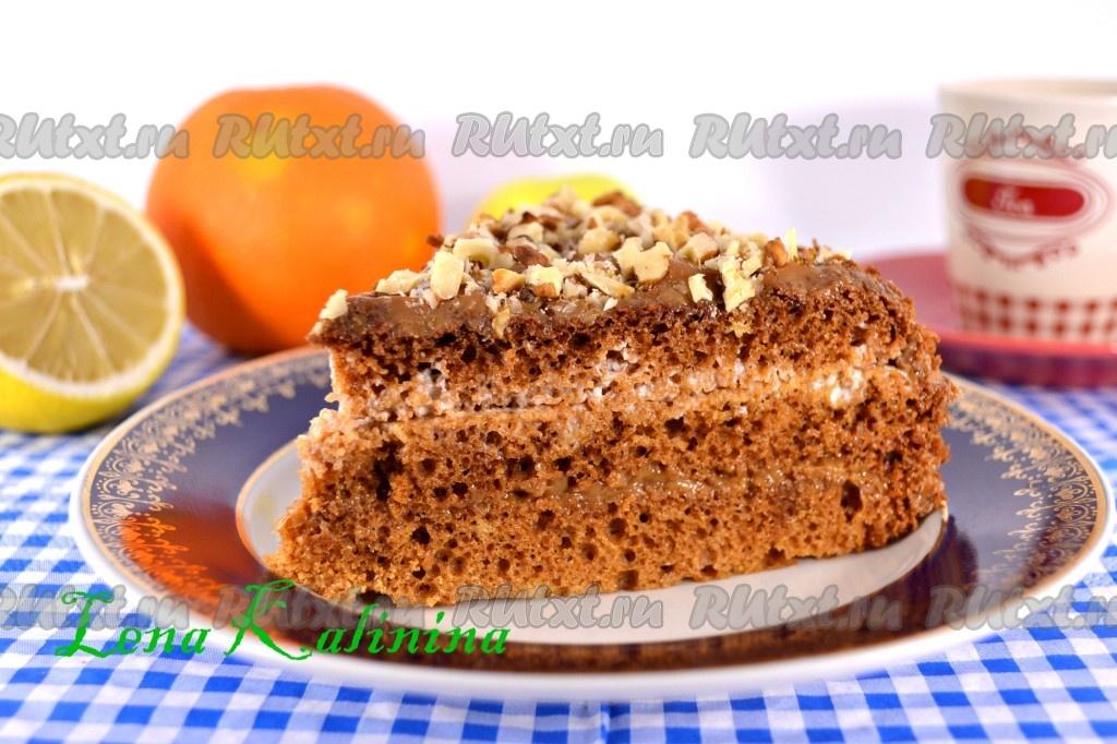 """Торт """"Рыжик"""" в мультиварке + 59 рецептов медовых тортов ...: http://www.liveinternet.ru/community/3226371/post365193355/"""