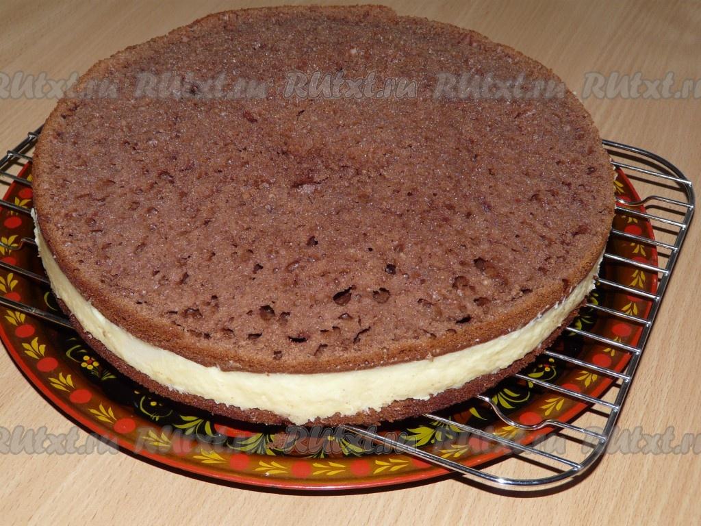 Торт улыбка негра рецепт с пошагово от бабушки эммы