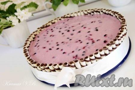 Йогуртовый бисквит рецепт с фото