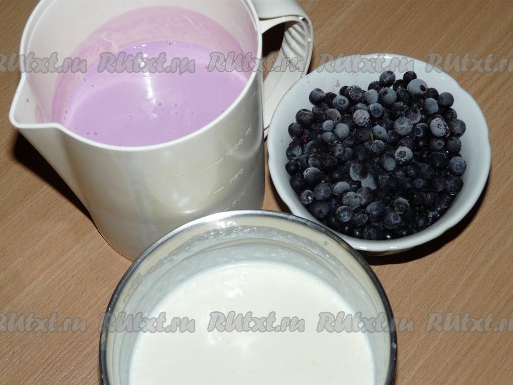 домашний торт с йогуртовым кремом рецепт с фото