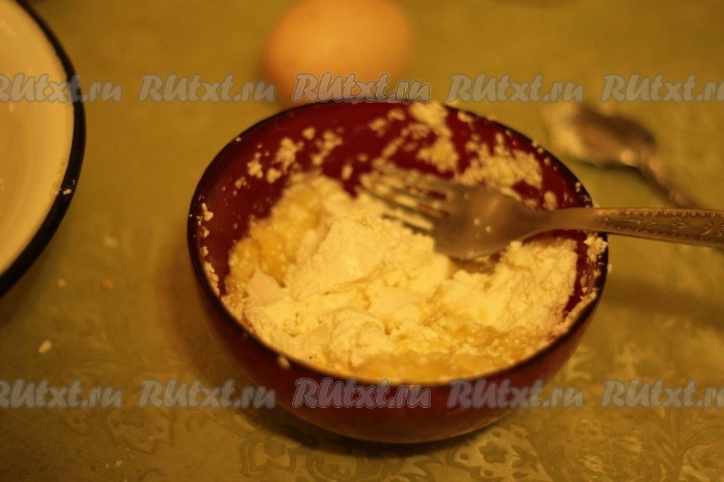 Готовим дома сырники рецепт