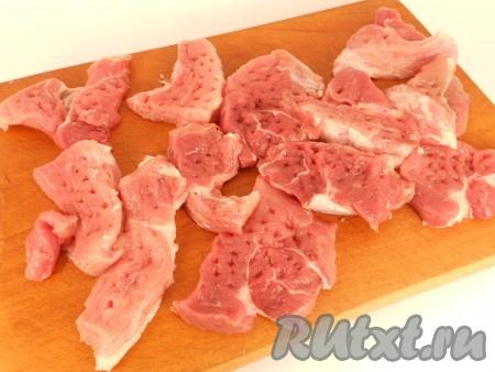 Рецепты свинины духовке вином фото