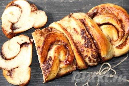 Косичка фото рецепты пироги