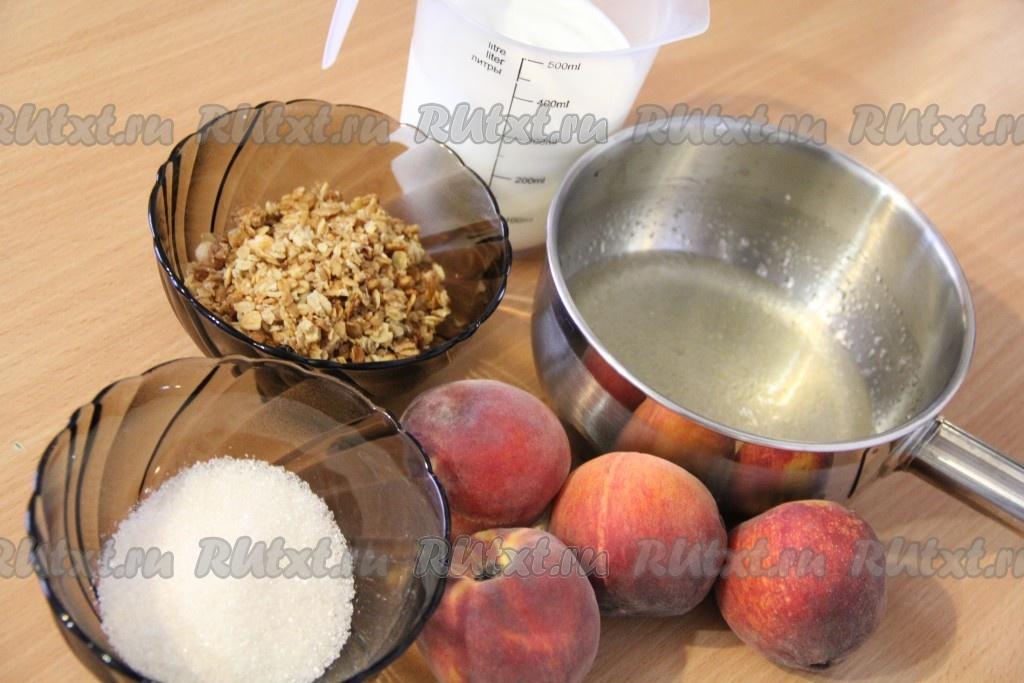 Десерт сметана с желатином рецепт с пошагово