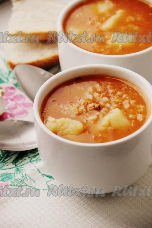 суп из фрикаделек рецепт с плавленным сыром и рисом
