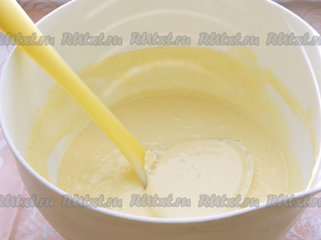 Блины на кефире и молоке рецепт с фото