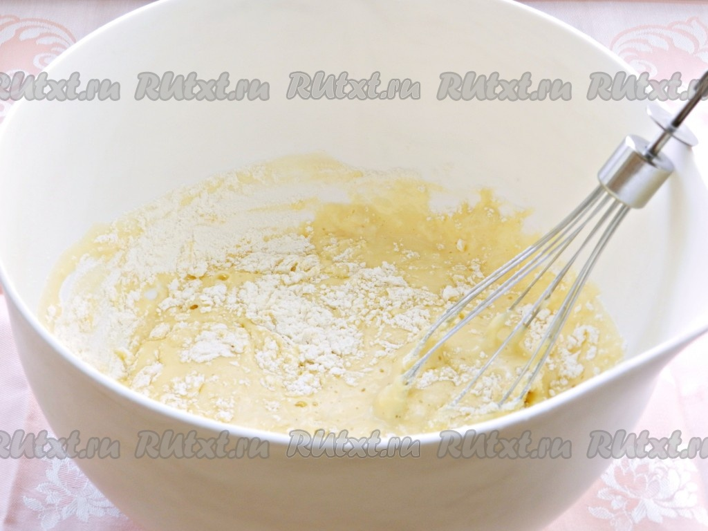 дрожжевое тесто рецепт на блины на молоке рецепт с фото