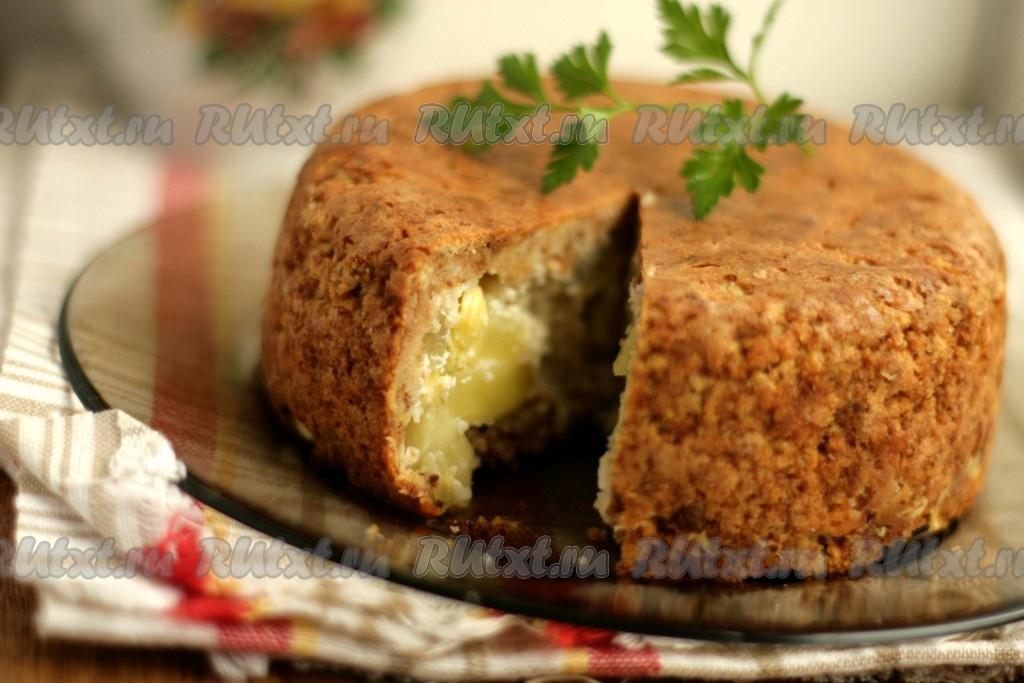 хлебный пудинг рецепт