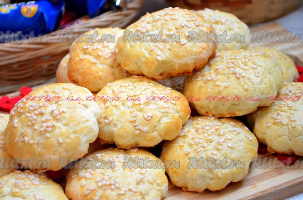 Овсяное печенье на сметане рецепт