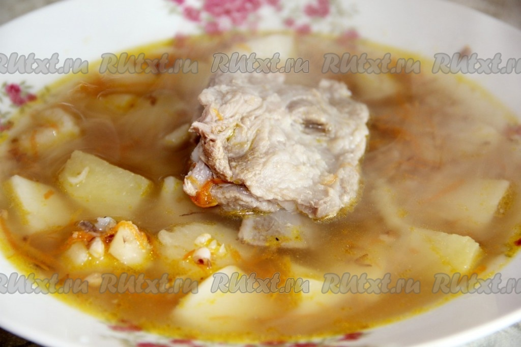 Суп со свининой рецепты с фото простые и вкусные рецепты фото
