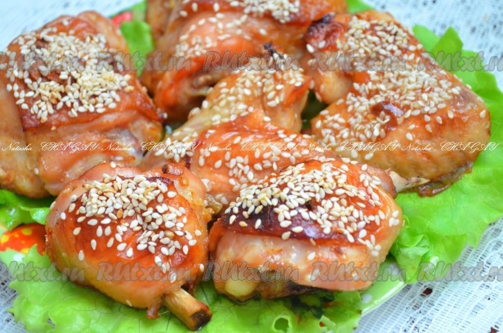 рецепт курица по восточному