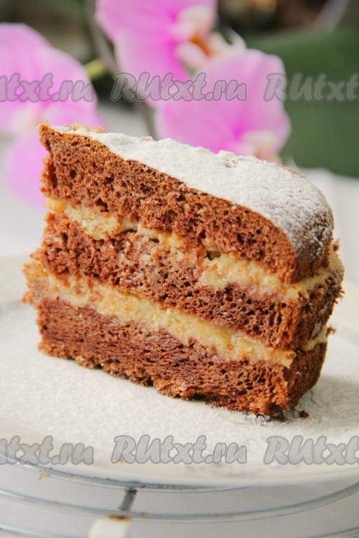 необыкновенно вкусный торт рецепт