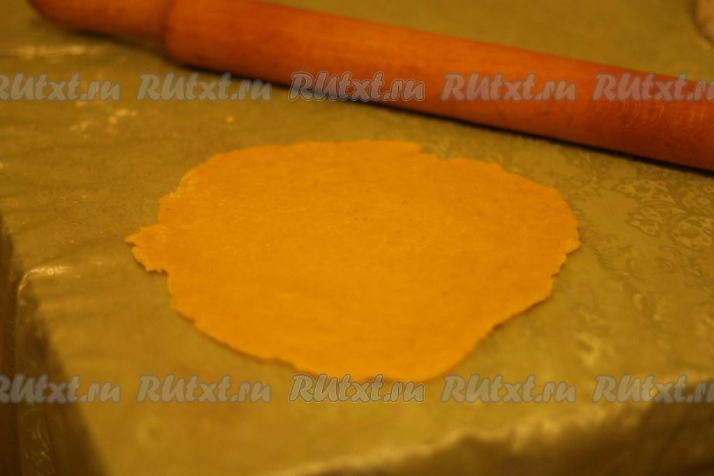 тесто на тарталетки пошаговое фото