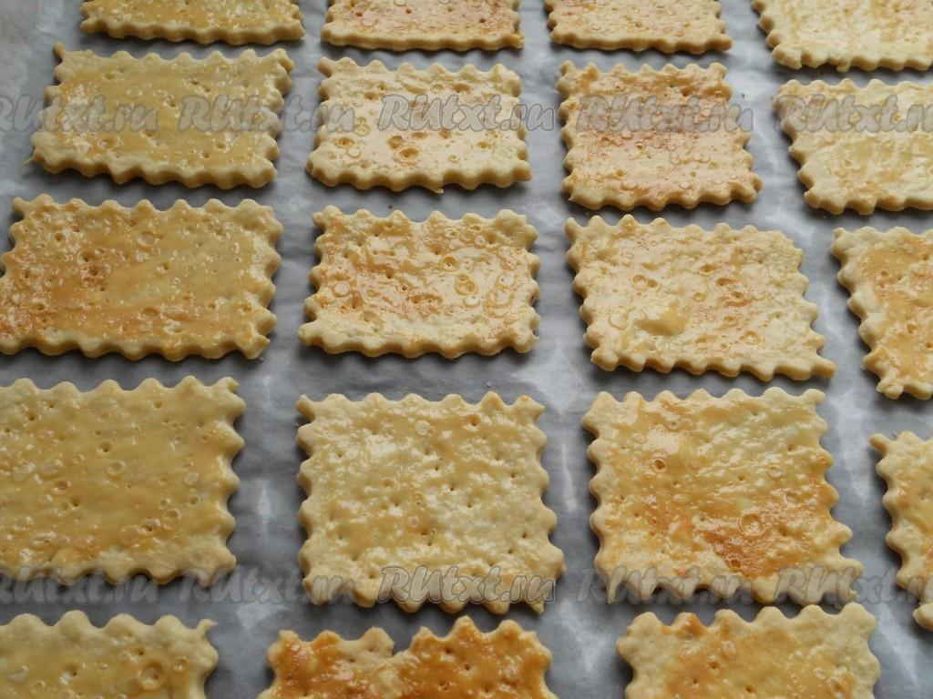 Рецепты крекеров в домашних условиях с фото 128