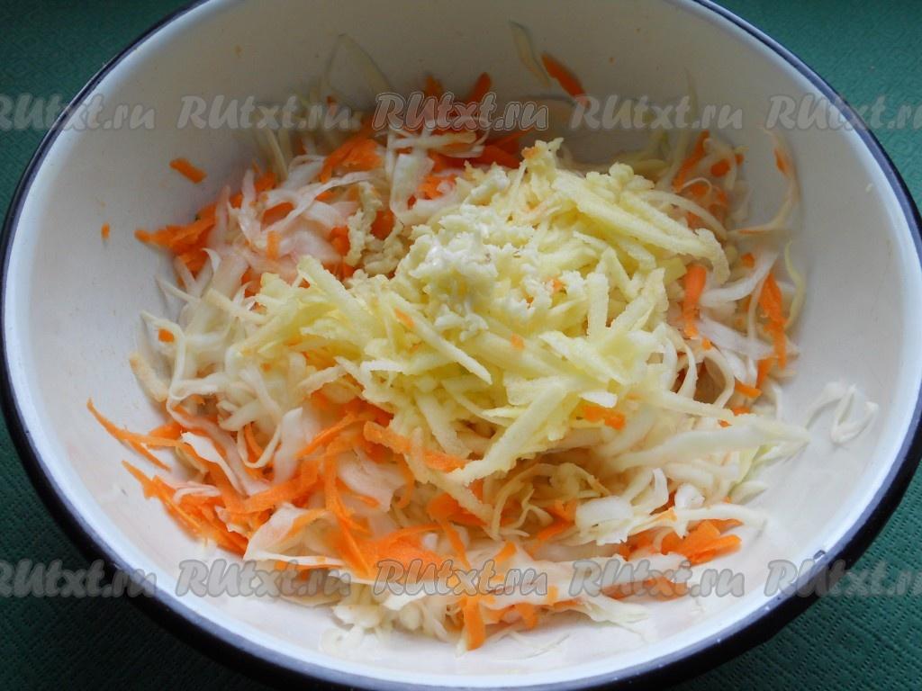 Шуба слоями рецепт с фото пошагово
