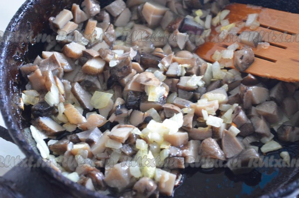 Как приготовить картошку с фасоль