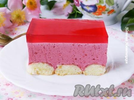 Желейни торты з фото