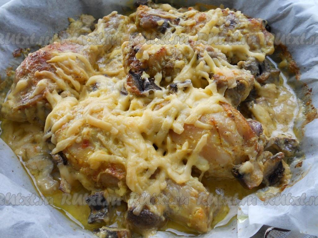 Замороженной куриное филе рецепт